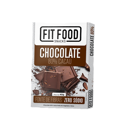 Chocolate Fit Food 80%
