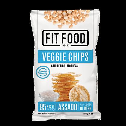Chips Grão de Bico