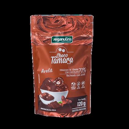 Chocotamara Avelã Com Chocolate 70%