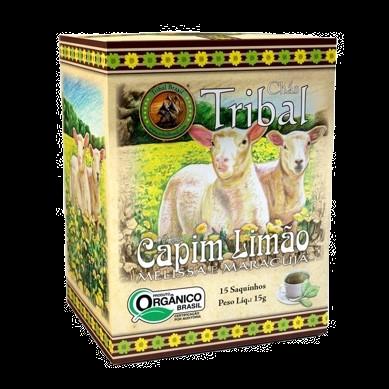 Chá Tribal Capim Limão, Melissa e Maracujá – sachê