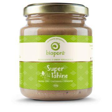 Super Tahine Bioporã
