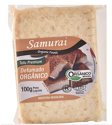 Tofu Defumado Orgânico Samurai