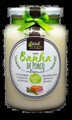 BANHA DE PORCO SOUL LEVE