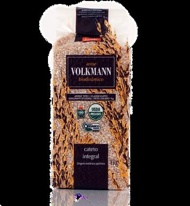 Arroz Cateto Integral Biodinâmico Volkmann