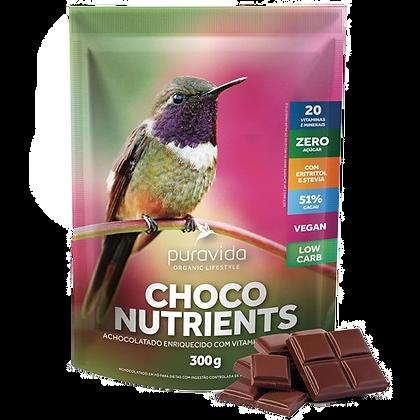 CHOCO NUTRIENTS ACHOCOLATADO MULTIVITAMINADO