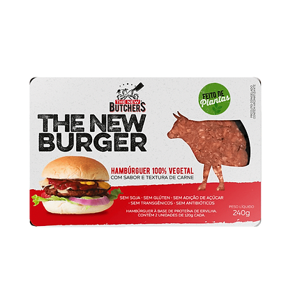 THE NEW BURGUER – THE NEW BUTCHERS