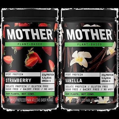 Proteína Vegana Mother Sabores
