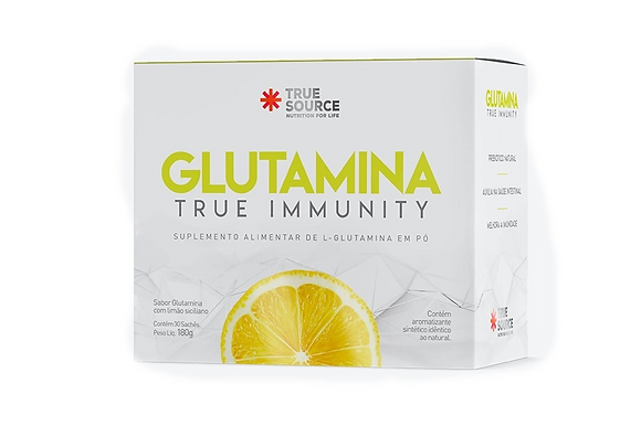 TRUE IMMUNITY GLUTAMINA