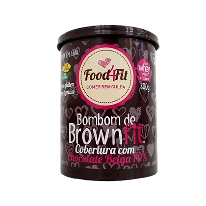 Bombom de BrownFit Food4Fit