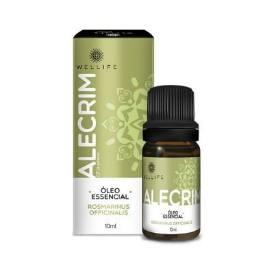 ÓLEO ESSENCIAL WELLIFE ALECRIM 10ML