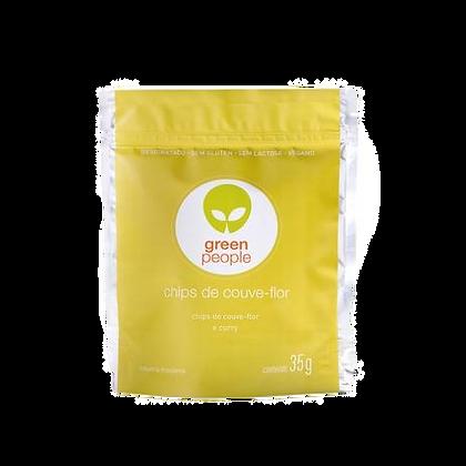 Chips de Couve-Flor Green People
