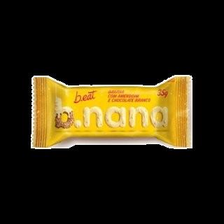 B.Nana Amendoim e Chocolate Branco