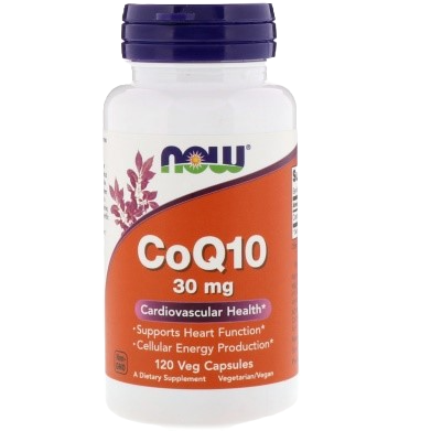 COQ10 NOW 30MG