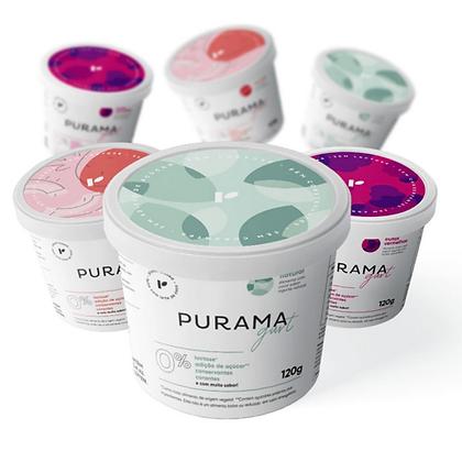 Iogurte de Coco Purama