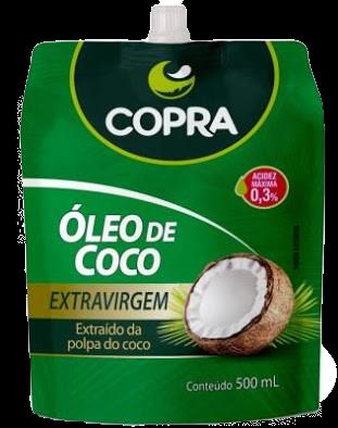 ÓLEO DE COCO EXTRAVIRGEM COPRA 100ML