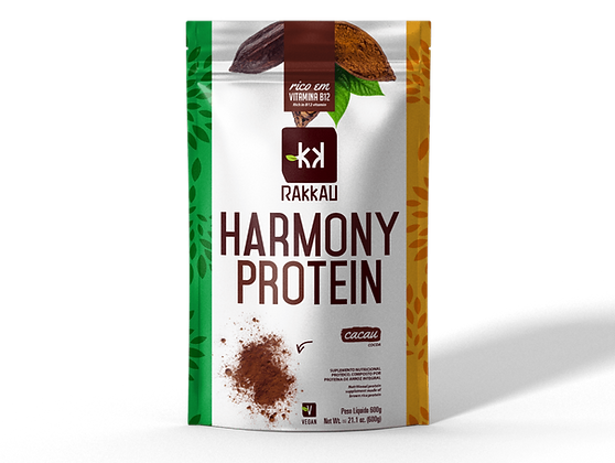 Harmony Protein Rakkau Cacau