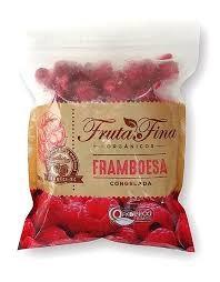Framboesa Congelada Fruta Fina