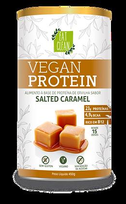 Lata Proteína Vegana Eat Clean Caramelo