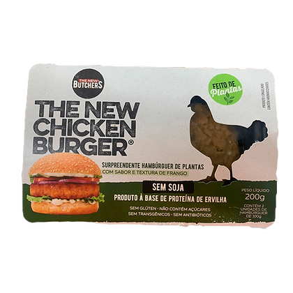 THE NEW CHICKEN BURGUER – THE NEW BUTCHERS