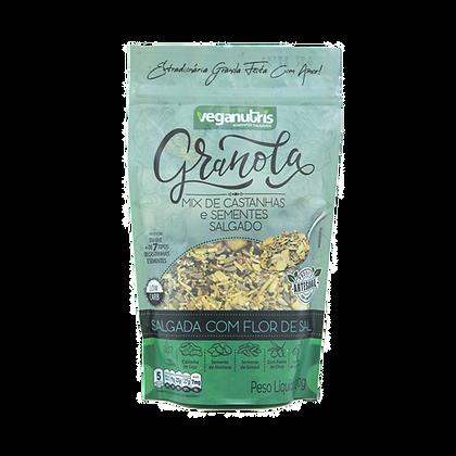 Granola Salgada Low Crab Veganutris