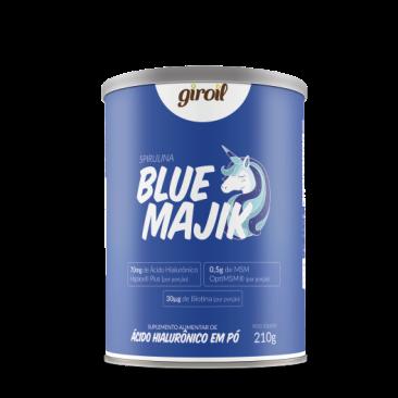 BLUE MAJIK GIROIL – SUPLEMENTO DE ACIDO HIALURÔNICO EM PÓ