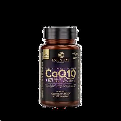 COQ10 60 cápsulas   30 doses