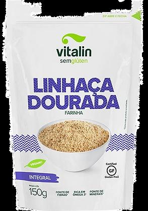FARINHA DE LINHAÇA DOURADA 150G