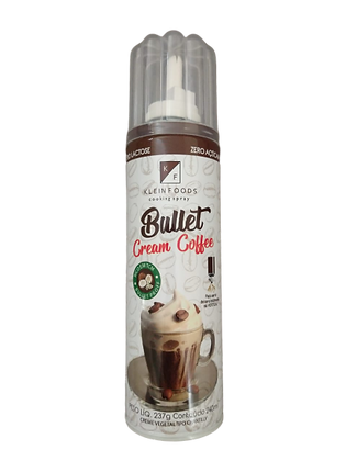 BULLET CREAM COFFE KLEIN FOODS