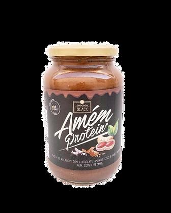Pasta de Amendoim Chococo AmemProtein