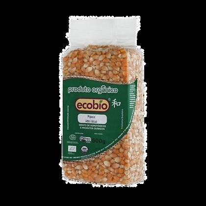 Milho de Pipoca Orgânico Ecobio