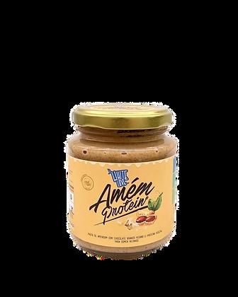 Pasta de Amendoim Chocolate Vegano AmemProtein