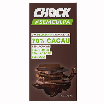 Chocolate Chock 70% Cacau