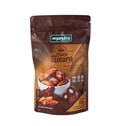 Chocotamara Com Chocolate 70%
