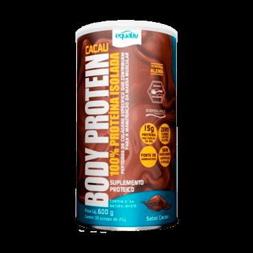 Body Protein Sabor Chocolate Equaliv