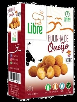 BOLINHA DE QUEIJO VEGANA LIBRE