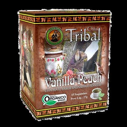 Cha Tribal Vanilla Peach – sachê