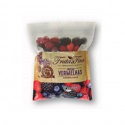 Mix de Frutas Vermelhas Congeladas Fruta Fina
