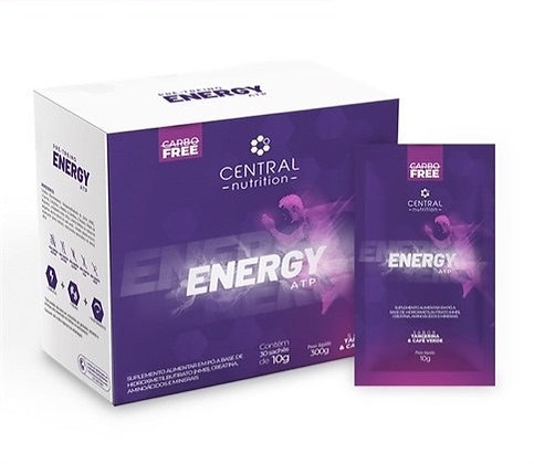 Energy Central Nutrition