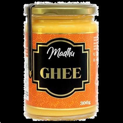 MANTEIGA GHEE MADHU 300G