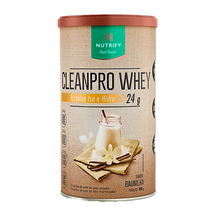 CLEANPRO WHEY 450G