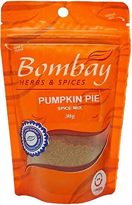 PUMPKIN PIE BOMBAY
