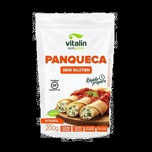 MISTURA PARA MASSA DE PANQUECA INTEGRAL VITALIN 200G