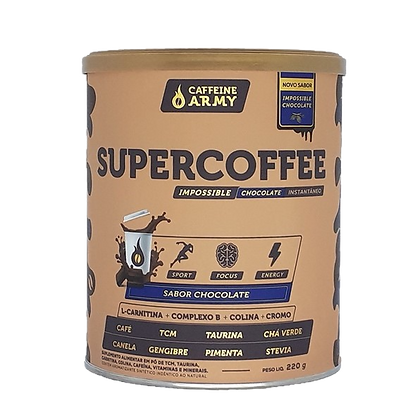 Supercoffe Chocolate