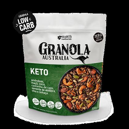 Granola Hart's Australia Keto