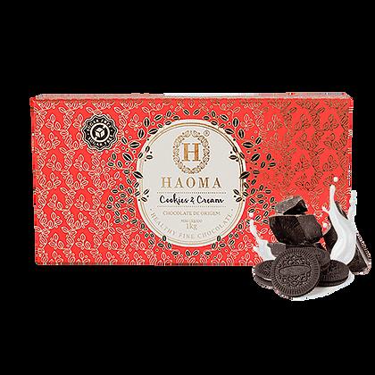 Barra Haoma 1kg Cookies & Cream
