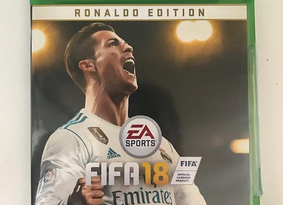 Xbox One FIFA 2018