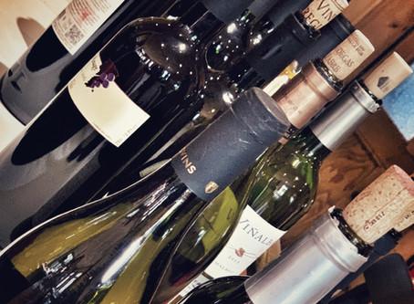 Cartes des Vins / Wines!