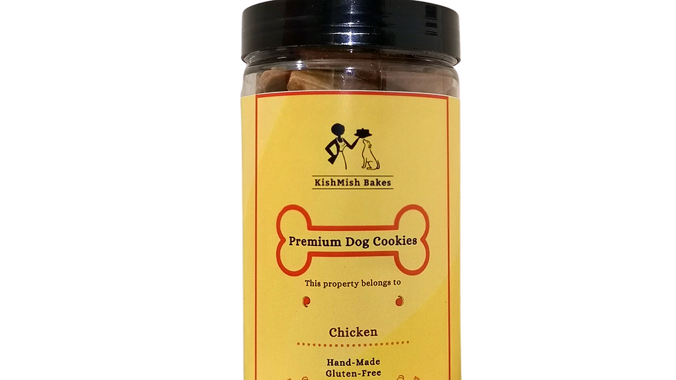 KishMish Bakes Cookies Chicken 300g