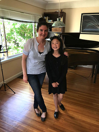 Violin lessons Oakland, Berkeley, East Bay, SF Bay Area