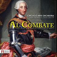 Al Combate album on Navona Records